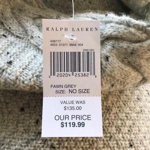 Ralph Lauren Sweaters - Ralph Lauren shawl